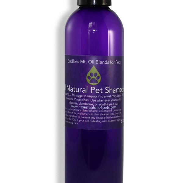 Canine All Natural Pet Shampoo Essential Oil Blends For Pets