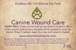 Canine-Wound-Care