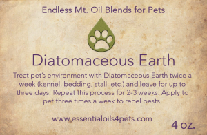 Diatomaceous-Earth-label