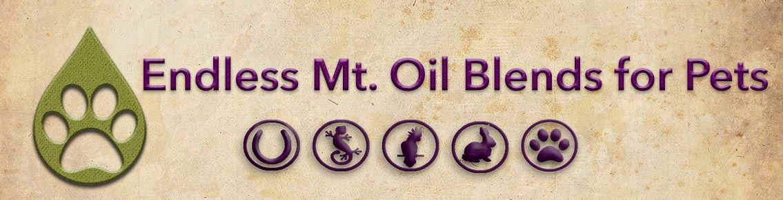 Endless Mt, Oil Blends for Pets